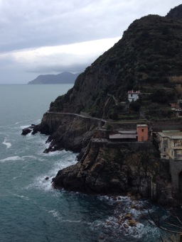 Cinque Terre on high alert