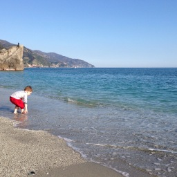 Traveling with kids?  How best to enjoy the Cinque Terre
