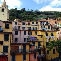 Updated Cinque Terre ferry schedule (valid from June 6 to September 6, 2015)