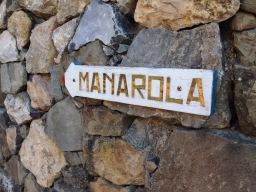 The Beccara trail (#531) connecting Riomaggiore and Manarola