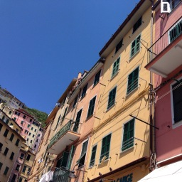A panoramic stroll around Riomaggiore