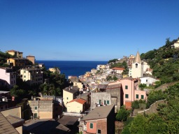 Cinque Terre National Park guided hiking & walking tours: July 1-16, 2015