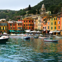 Organized day trip from the Cinque Terre to Portofino