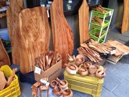 Local outdoor markets