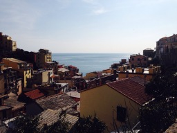 The first Cinque Terre ferry schedule for 2016