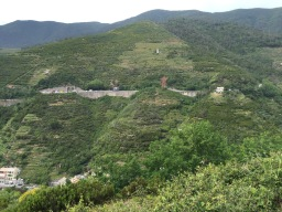 Just in: Landslide on the provincial road between Riomaggiore & Manarola