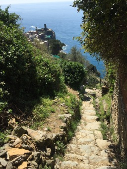 Cinque Terre National Park guided tours & excursions: May 2017