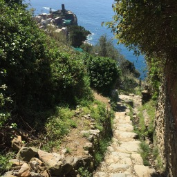 Temporary closure of the Cinque Terre coastal trail (SVA) between Vernazza and Monterosso