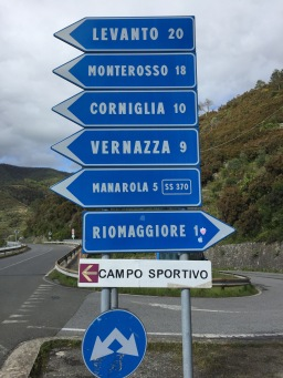 Free parking options in Riomaggiore