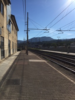 Migliarina station: Plan B parking in La Spezia