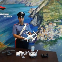 Planning to use your drone in the Cinque Terre? You'd better think twice