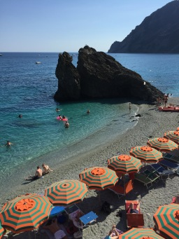 5 things you need to be Cinque Terre beach ready