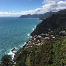 Cinque Terre guided tours & excursions: May 2018