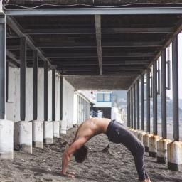Get your yoga fix in Riomaggiore