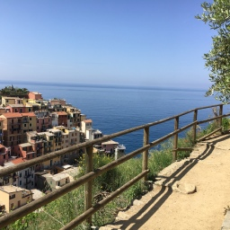 Cinque Terre guided hikes: February 2019