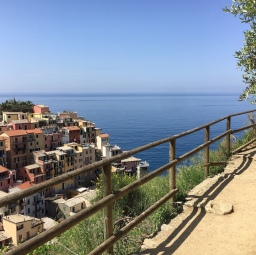 Cinque Terre guided tours & excursions: June 2018