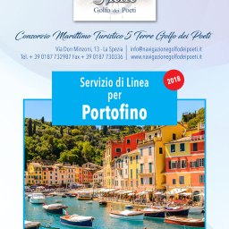 2018 ferry schedule for Cinque Terre to Portofino