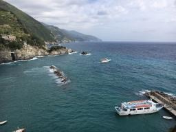 2019 Cinque Terre, Portovenere, Levanto, and La Spezia ferry schedule: April 20 to October 13, 2019