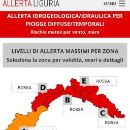 Cinque Terre back on alert: Highest level storm warning for October 29, 2018