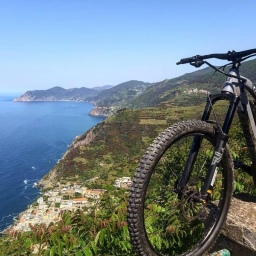 Get off the beaten track (and on an e-bike) in the Cinque Terre